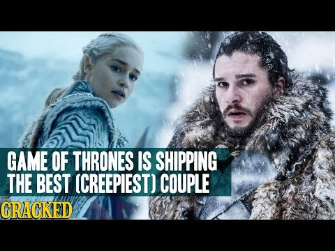 Game Of Thrones is Shipping the Best (Creepiest) Couple: Ep6 - Beyond The Wall (GoT Review/Reaction)
