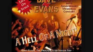 Ride On by Dave Evans - original AC/DC singer