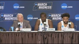 UNC Men's Basketball: Texas A&M Postgame Press Conference
