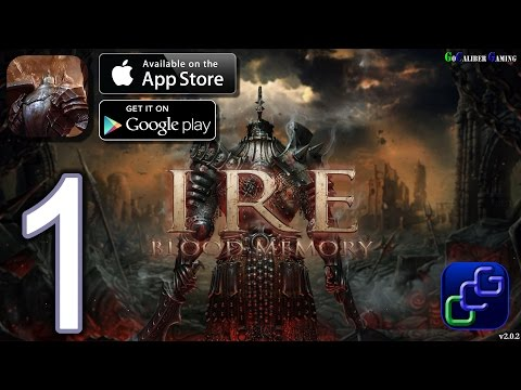 IRE Blood Memory Android iOS Gameplay - Walkthrough Part 1 -