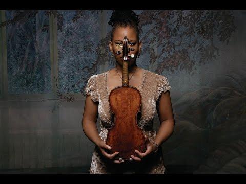 Regina Carter, jazz violin, at SOPAC