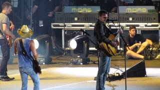 Kenny Chesney & Eric Church Living In Fast Forward -  Philadelphia, PA 7/11/15