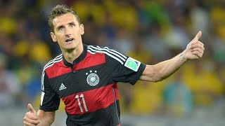 Download Video Miroslav Klose Alle 16 WM Tore 2002-2014 MP3 3GP MP4