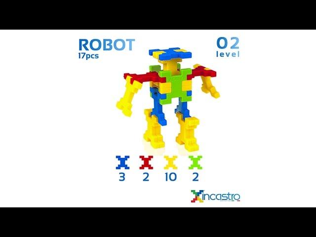 INCASTRO | Level 2 | Robot