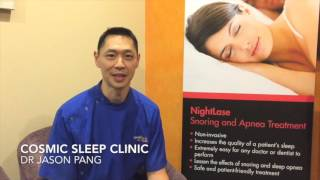 Cosmic Sleep Clinic Snoring Treatment