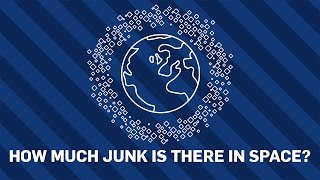 How Much Junk Is There In Space? | Brit Lab