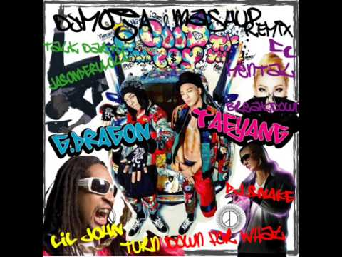 GD X TAEYANG GOOD BOY MashUp Remix