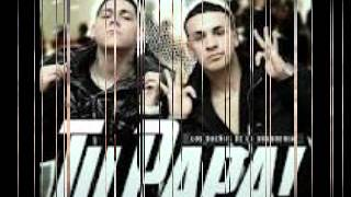 tu papa enganchado remix mix difusion x7