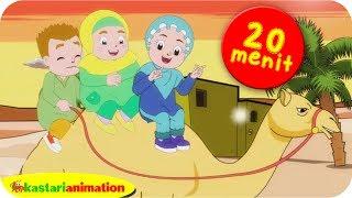 Lagu Nabi Muhammad 20 menit bersama Diva di Spesial Ramadhan | Kastari Animation Official