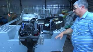 Обзор мотора  Сузуки  DT 40