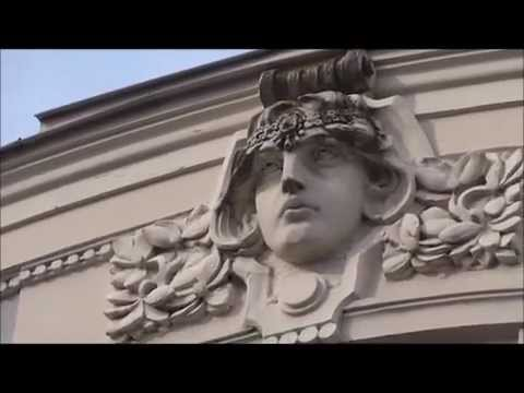 The Art Nouveau District in Riga