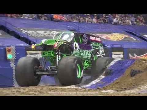 Monster Jam Lexington, KY 2018 Highlights