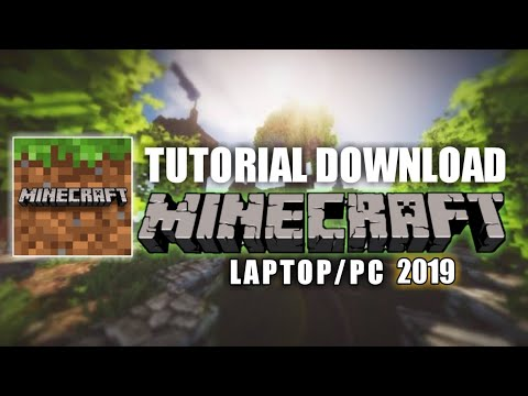 Cara Download Minecraft Di Laptop/pc