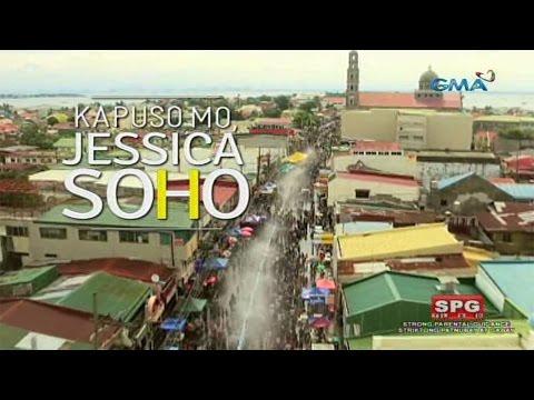 Kapuso Mo, Jessica Soho: Regada Water Festival in Cavite
