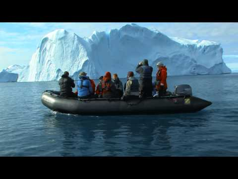 NUNAVUT: Cruise The Arctic Circle (Canada