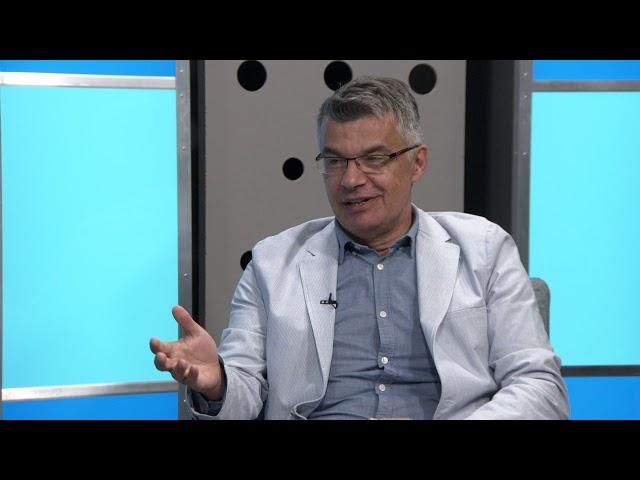 DALMATINA - gost emisije Šenol Selimović, glavni urednik Zadarskog lista