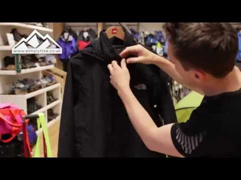 The North Face Sangro Jacket - www.simplyhike.co.uk