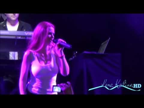 Lena Katina Brazil Live 2013 Fed up (IRS)
