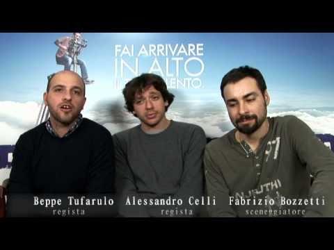 Tufarulo, Celli, Bozzetti - intervista - seconda edizione Talenti in Corto