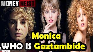 Money Heist - Monica Gaztambide