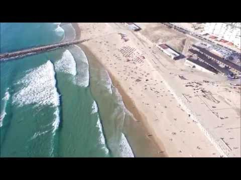 Costa da Caparica - Phantom 3 Profissional