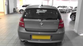 BMW 1 Series 5-door Sportshatch (E87) 118d SE 5-door N47 2.0 (ZA25) U4268