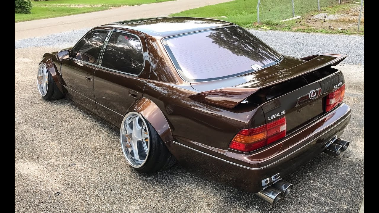 hight resolution of  vip wide body 1995 lexus ls400