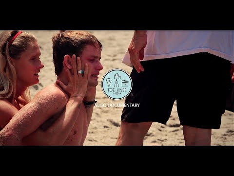 ALISO BEACH : SKIM documentary : - 2015  - TOEKNEEMEDIA