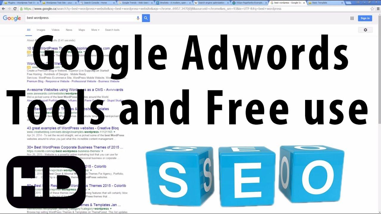 Google adwords for free рейтинг агентств контекстная реклама