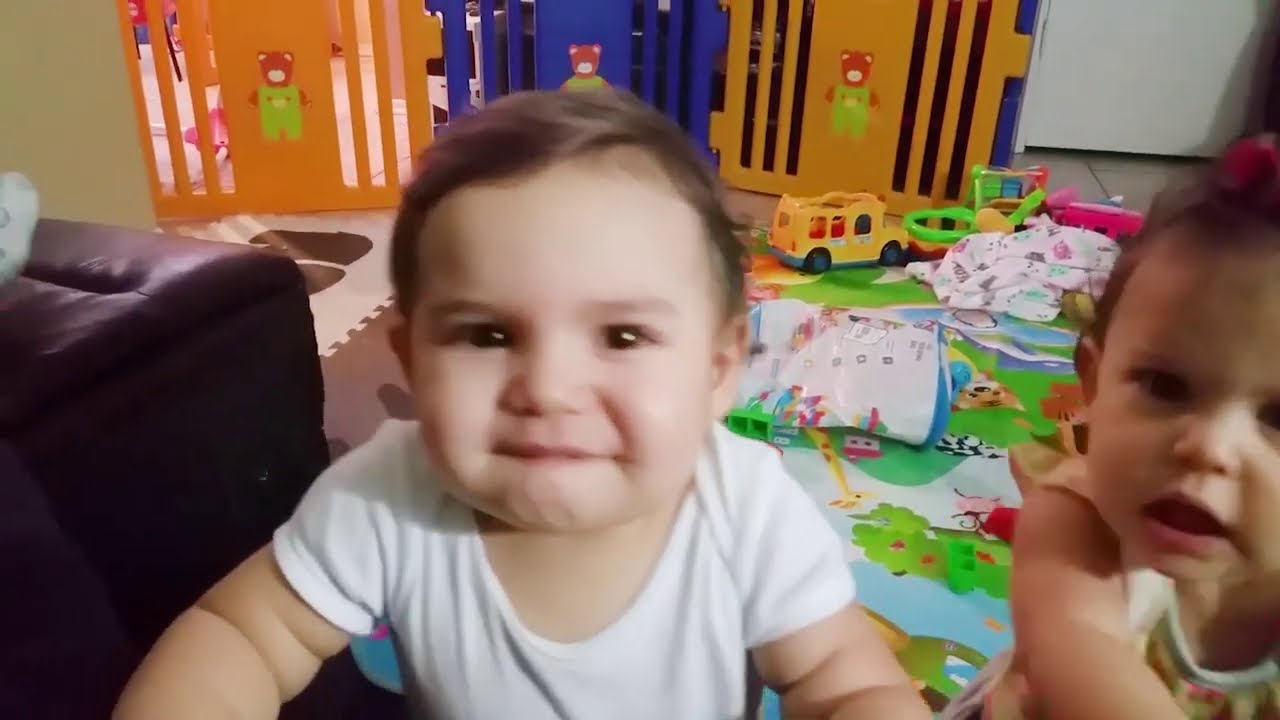 Funny Twin Babies Make Your Head Hurt 🤣 | Cute Baby Funny Moments