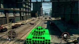 Saints Row 3 HD 7850 PC Gameplay