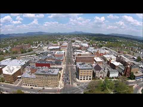 Pittsfield, MA Flyover Spring 2015