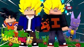 Minecraft: DRAGON BALL - A NOVA SÉRIE !!! ‹ Ine ›