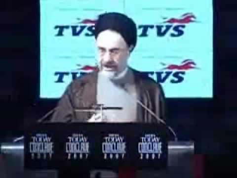 H. E. Hujjat-ul-Islam Seyed Mohammad Khatami speech  at India Today Conclave 2007