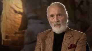 Hobbit. Dol Guldur: Saruman (B5A Extended Edition/Behind the Scenes)