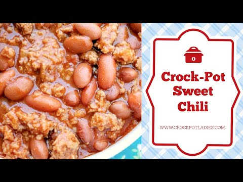 Crock Pot Sweet Chili Recipe