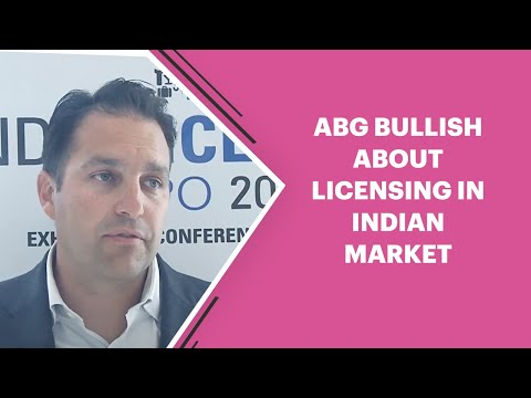ABG bullish about licensing in Indian market
