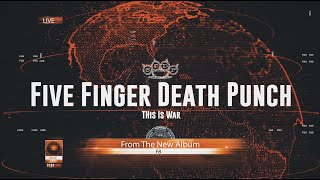 Five Finger Death Punch - This Is War (Official Lyric Video)