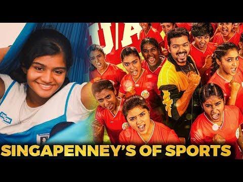 Singappeney's-க்கு Bigil போடுங்க! - All For Sport-Decathlon Chennai Ft By KALAI Nd ROCKSON (TWIN FX)