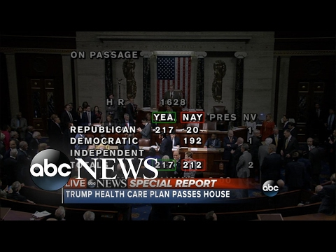 Fear Over Repeal-and-Replace Bill