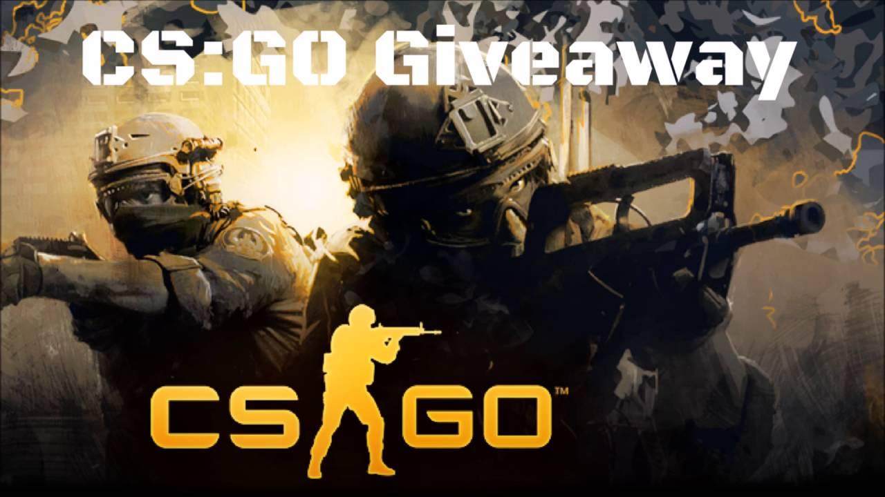 Cs Go Game Giveaway