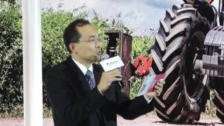 AGCO_2016 CIAME (Wuhan) - China International Agricultural Machinery Exhibition_(1)