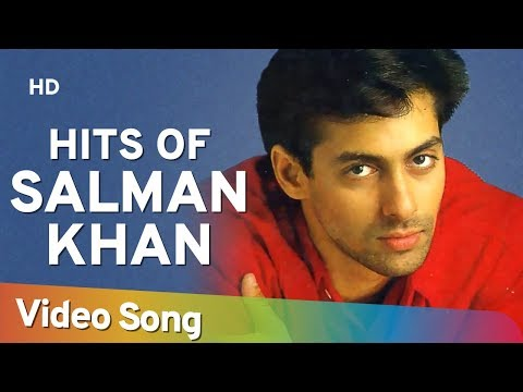 Best Of Salman Khan Songs | The Sultan Of Bollywood | Hits of Dabangg Khan