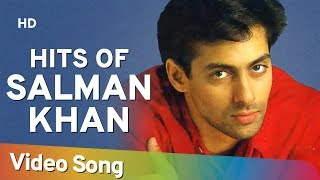 #salmankhan #90'ssongs #salmankhanmovies during his remarkable bollywood career, salman khan got to act and dance on many wonderful songs also they were ...