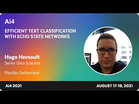 Efficient Text Classification with Echo State Networks