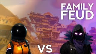 FAMILY FEUD | Fortnite Battle Royale | Gameplay