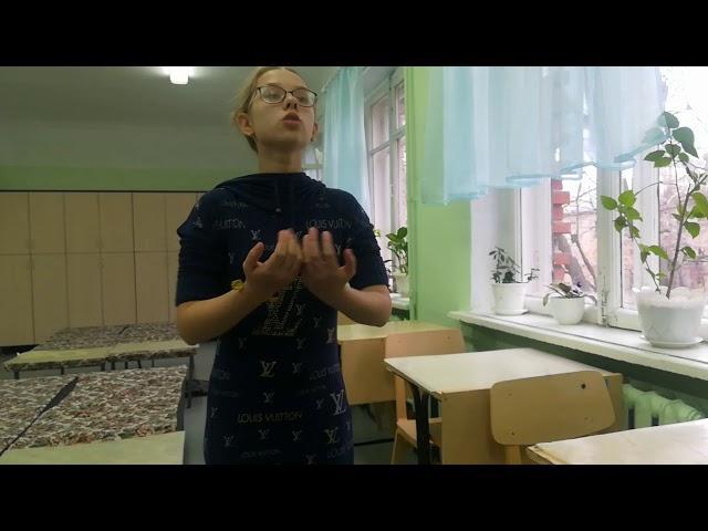 Изображение предпросмотра прочтения – СветланаЖуравлева читает произведение «Осень.» И.С.Тургенева