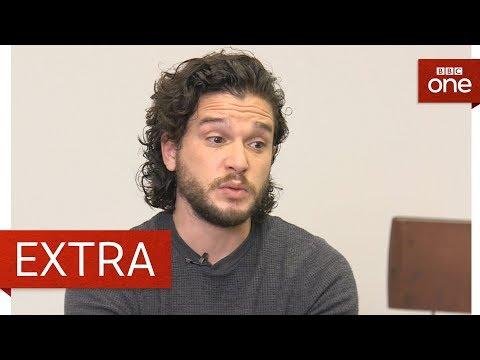 Kit Harrington Interview - Gunpowder: Extra - BBC One