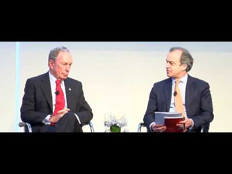 Lunch and Fireside Chat with Michael R. Bloomberg at the CEO