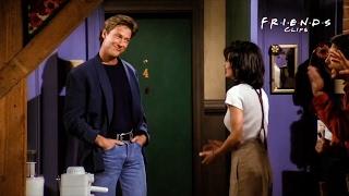 Friends | Monica's BoyFriend Paul The Wine Guy